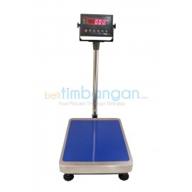 TIMBANGAN DUDUK GSC BENCH SCALE TYPE SGW-3015PS UK 60X70CM CAP 500KG