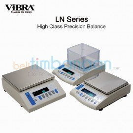 VIBRA HIGH PRECISION BALANCE TYPE LN-8201