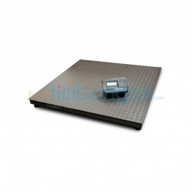 D-SCALE Single Frame Floor Scales