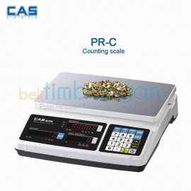 COUNTING SCALE CAS PR-C 30KG